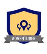 Adventurer Badge